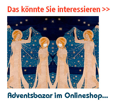 Adventsbazar im Onlineshop